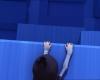 Tarentule au plafond 348