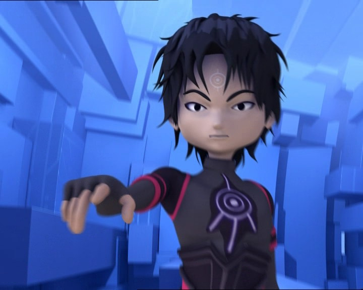 Digital Code Lyoko Monsters Magic - William Dunbar - William Dunbar