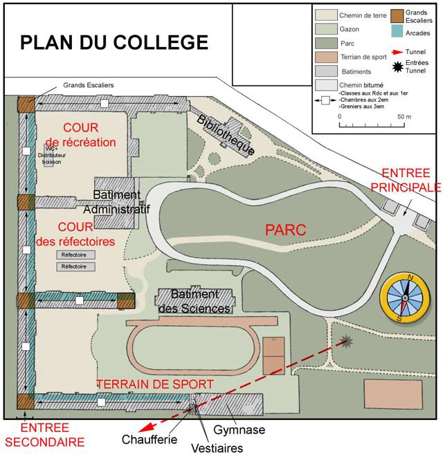 Orientation du collège Kadic - Aide RP Plan_college