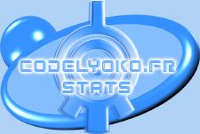 Statistiques CodeLyoko.Fr