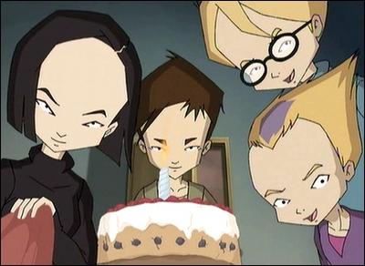 Code Lyoko feliz cumpleaños!